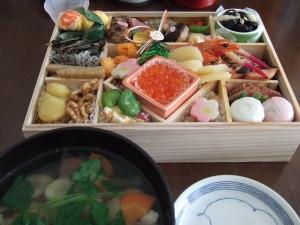 今年のおせちは京都からお取り寄せ♪